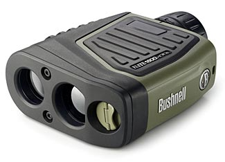 This laser rangefinder can instantly display distances out to almost one mile, and also provides ballistic data for the long distance precision shooter.