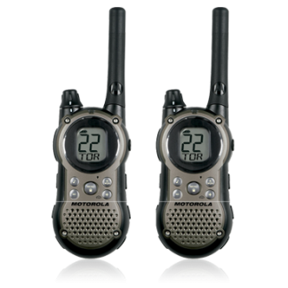 Do you know how many channels your FRS/GMRS radio can transmit and receive on?