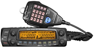 A great value versatile radio that gives you access to many additional frequencies.
