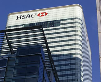 The giant multi-national HSBC banking group doesn't want to give Britons their money back.