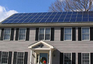 Chances are you'll end up choosing to cover most, if not all your roof with solar panels.