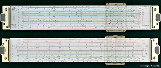 Many people say the Faber Castell 2/83N slide rule is the best ever made.